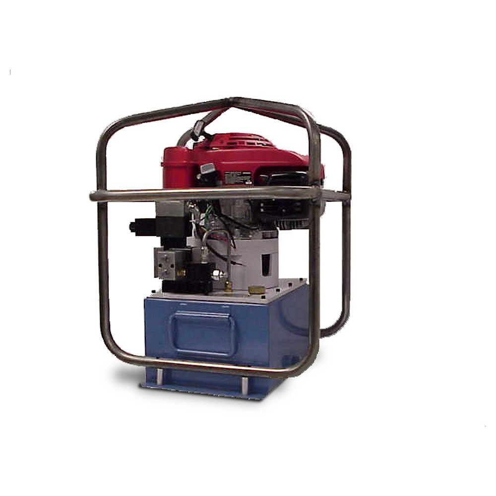 Huck 913H Powerig - Huck Model 913H Powerig Hydraulic Power System